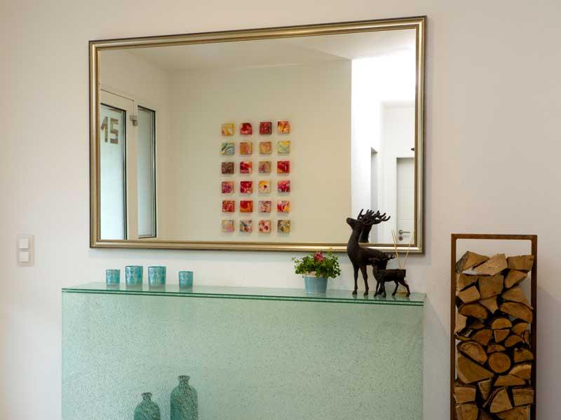 Wandspiegel mit Rahmen nach Maß