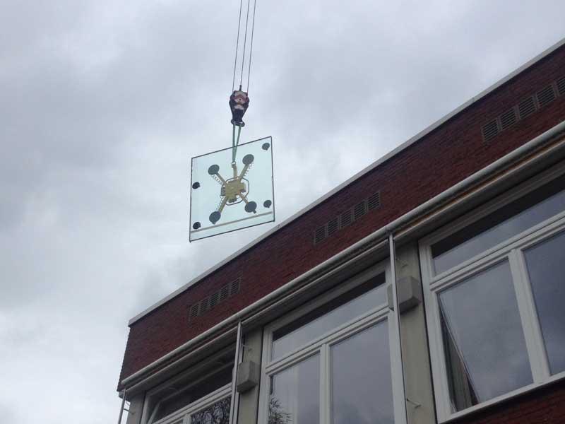 Fenster-Reparatur